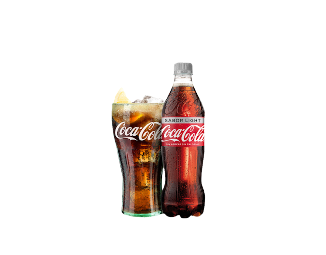 Coca Cola Zero Light